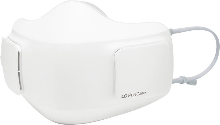 LGエレクトロニクス『PuriCare™ Wearable Air Purifier』