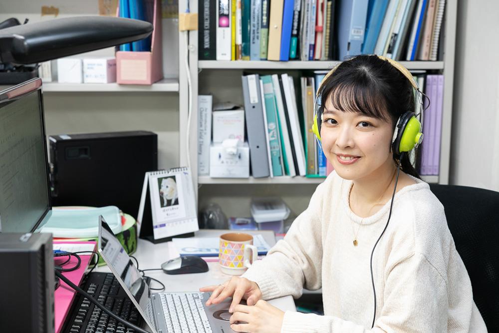 【はたらきガール】科学者・藤代有絵子さん「研究分野は物性物理学。100年後の人類の生活を変えるような発見をしたいです」